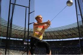 Bettie Heidler Hammer Throw